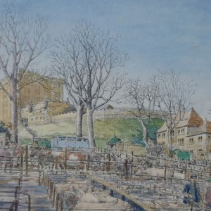 X (SOLD) The Hill, The Old Norwich Cattle Market