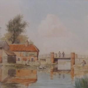 At Wayford Bridge