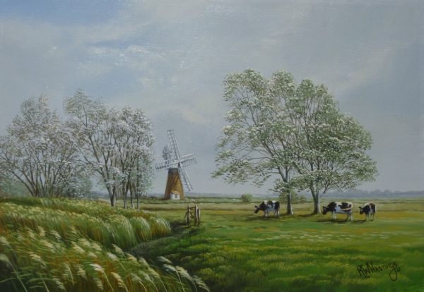 X (SOLD) St Benets Level Mill