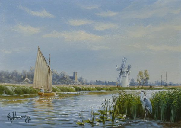 X(SOLD) White Mill, Thurne