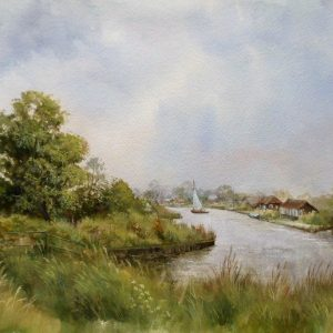 X (SOLD) River Thurne