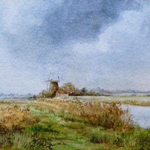 X (SOLD) Oby Mill from Upton Dyke