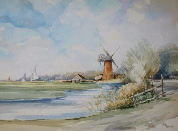 X(SOLD) The Windmill at Horsey Staithe