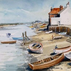 X(SOLD) Shipwrights Arms, Wells – Next – The Sea