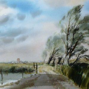 St Benet's Abbey (South Walsham Marsh)
