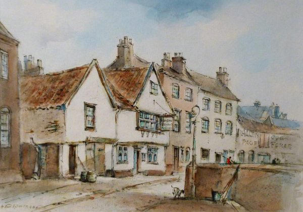 X(SOLD) Quayside, Norwich 1947