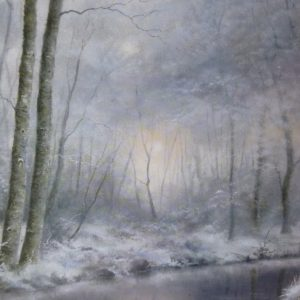 X26 (SOLD) Winter Mist