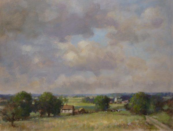 The Big Sky – Norfolk Panorama