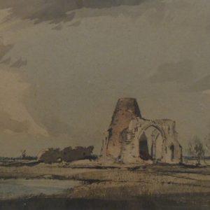 St Benet's Abbey, Norfolk (early work)