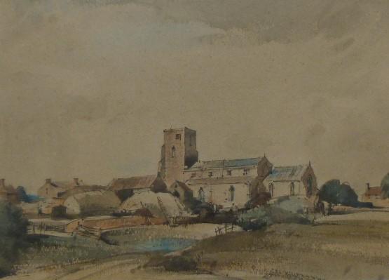 Morston Church, Norfolk (early work)