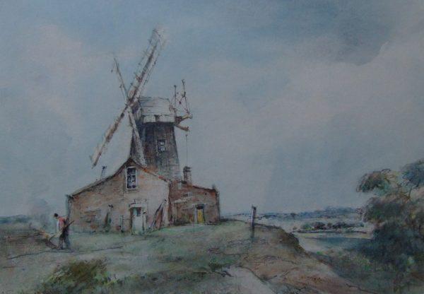Strumpshaw Mill