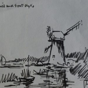 X(SOLD) Horsey Mill and Boat Dyke
