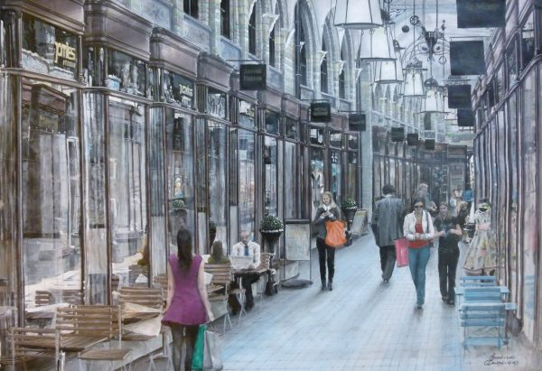 The Royal Arcade, Norwich