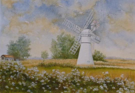 Thurne Mill, Norfolk