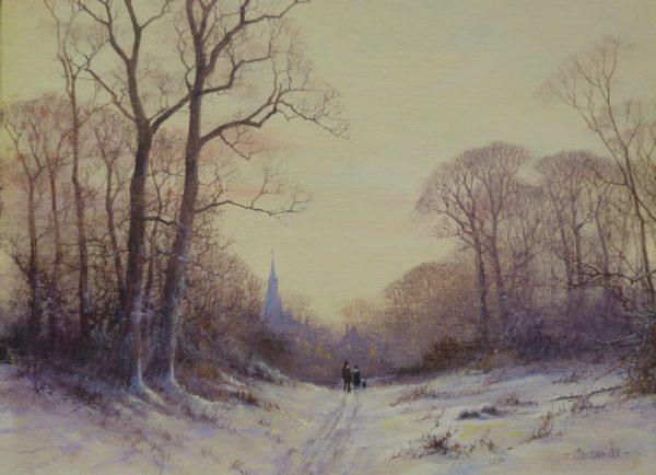 Winter Walk (1989)
