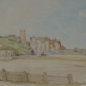 Cromer – Cromer from the Beach (South Beach 1978)