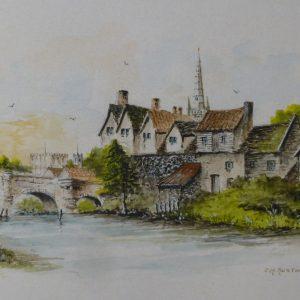 Bishop's Bridge, Norwich