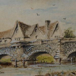 Bishop's Gate Bridge, Norwich
