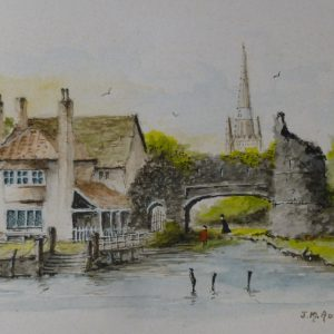 Pulls Ferry, Norwich