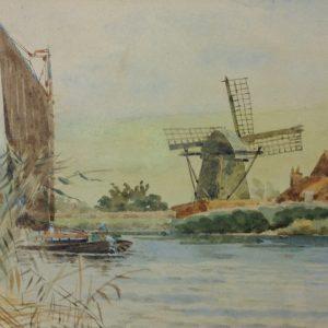 Tunstall Mill