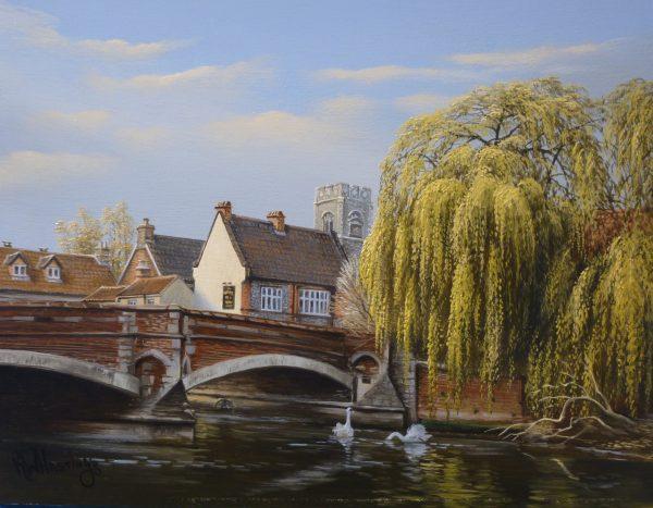 Fye Bridge, Norwich